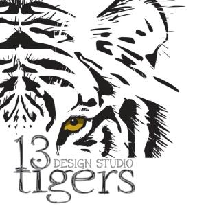 13 Tigers Design Studio Launches New Look